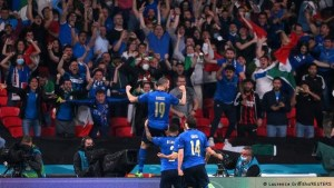 Italia juara eropa