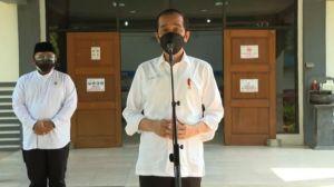 Jokowi Ajak Masyarakat Saling Yakinkan untuk Aktivitas di Rumah Saja