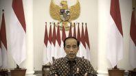 Presiden Jokowi Umumkan Perpanjang Kembali PPKM Level 4 Hingga 2 Agustus