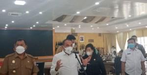 Gubsu Ingatkan Kepala Daerah Waspadai Kerumunan saat Pembagian Bantuan PPKM