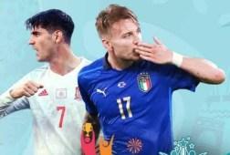 Italia vs Spanyol matador gladiator