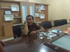 Kantornya Digeledah Jaksa, Kadis Dukcapil Deliserdang Tampak Lemas
