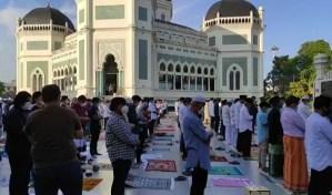 Idul adha Medan ppkm darurat