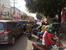 PPKM Darurat, Penyekatan di Medan dan Deliserdang Bikin Macet