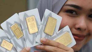 Harga emas pegadaian Jumat 09 Juli 2021