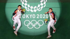 Olimpiade Tokyo, Indonesia Akhiri Perjuangan Meraih 5 Medali