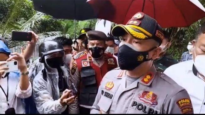 Pemilik Tas 'Awas Ada Bom' di Siantar Belum Ketemu, Ini Kata Polisi