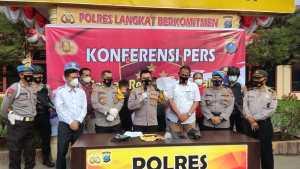 Sempat Viral di Medsos, Pemalak Sopir di Langkat Ditangkap Polisi