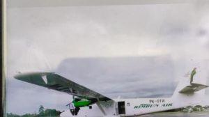 Pesawat Rimbun Air Hilang Kontak di Intan Jaya Papua