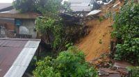 Samarinda Dilanda Longsor, 5 Rumah dan 1 Mushola Rusak