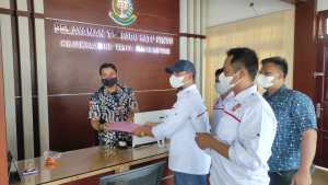 JPKP Laporkan Wali Kota Padangsidimpuan ke Kejari, Kasus Apa