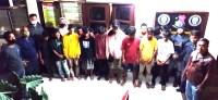 Terlibat Tawuran, 16 Remaja Diamankan di Polres Padangsidimpuan
