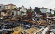 Hangus Terbakar, Ratusan Kursi Rotan dan Rangka Parsel Gagal Dipasarkan