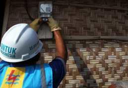 PLN Berhasil Nyalakan Listrik di 1.512 Desa di Bengkulu