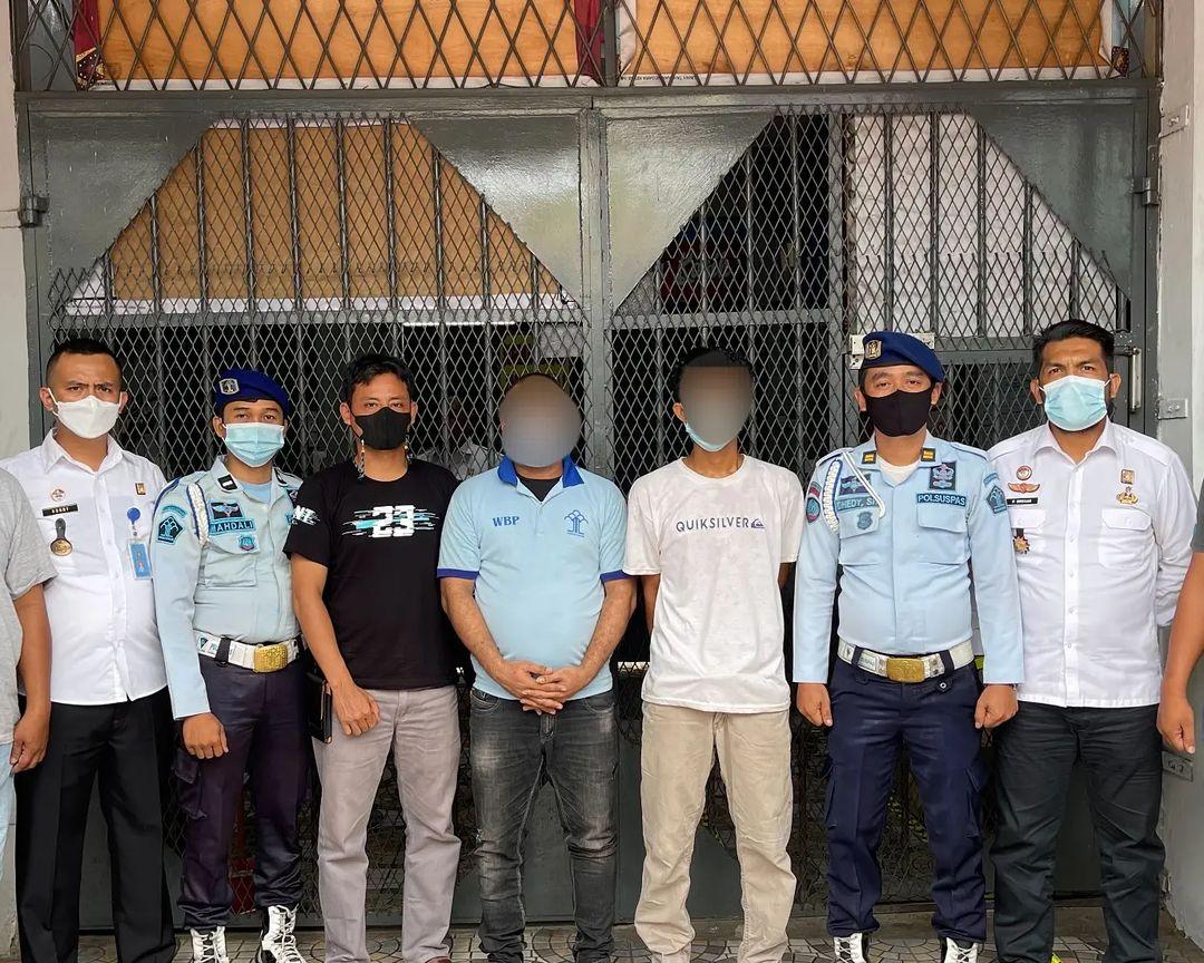 Gunakan Tape Ubi untuk Selundupkan Narkoba ke Lapas Tanjung Pura, Pria Ini Ditangkap Polisi