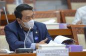 Rudi Hartono Bangun Salurkan Sembako, Masyarakat Diimbau Tetap Disiplin Terapkan Prokes