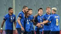 Link Live Streaming Pertandingan Italia vs Belgia Malam Ini
