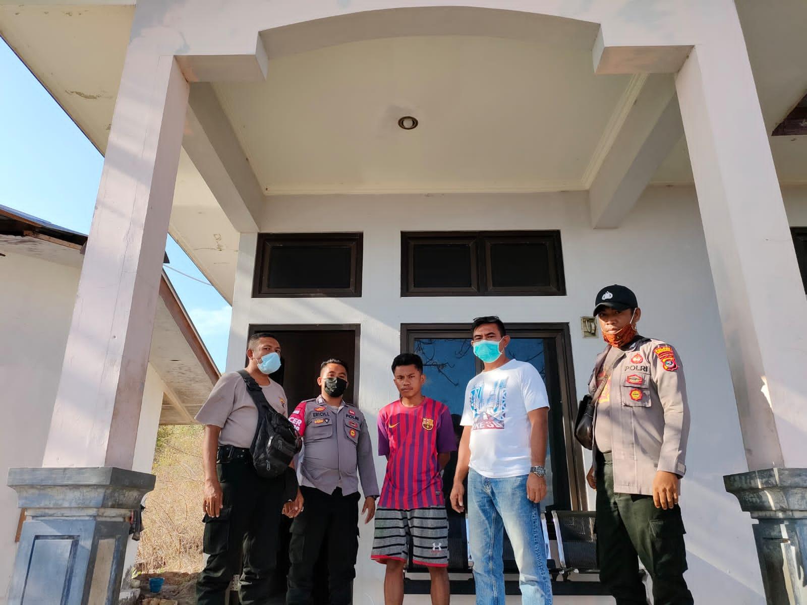 Kabur Usai Cabuli Dokter di Rote Ndao, Pria Ini Ditangkap di Pulau Semau