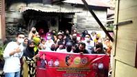 Bertepatan HUT Pemko, Kabareskrim Kembali Bagikan Paket Sembako di Padangsidimpuan