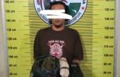 Polisi Bekuk Pengedar Ganja Warga Kayu Ombun Padangsidimpuan