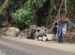 Material Longsor Sudah Bersih, Medan-Berastagi Lancar Kembali