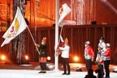 Gubernur Edy Terima Bendera Tuan Rumah PON 2024