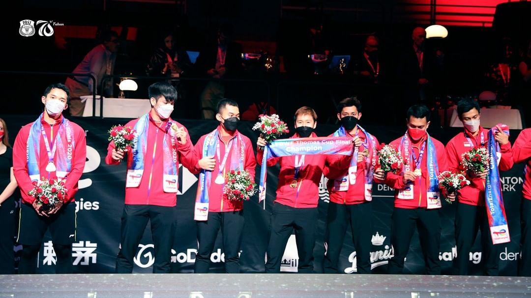 Geger! Merah Putih Tak Boleh Berkibar saat Indonesia Rebut Piala Thomas Gegara Kemenpora
