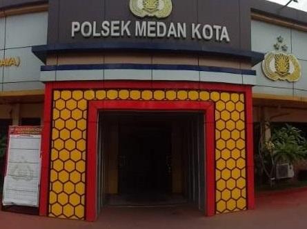 Polsek Medan Kota Tangkap Bapak-Anak Penganiayaan Kepling di Medan