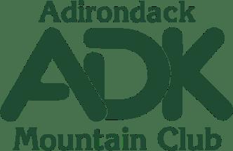 Adirondack Mountain Club LOGO Green