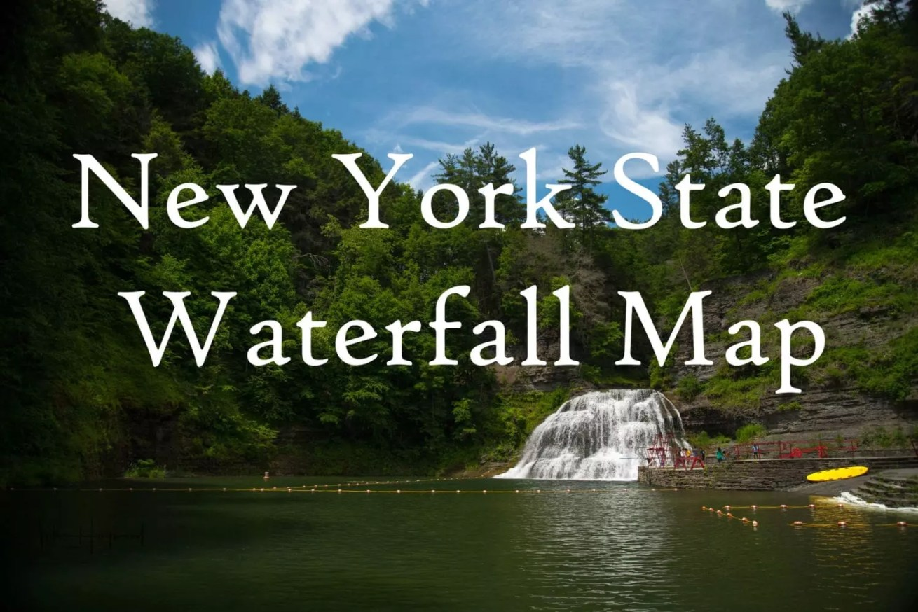 waterfall words