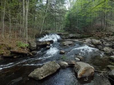 Beecher Creek Falls #2, Saratoga County, New York