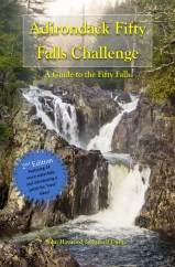 Adirondack Fifity Falls Challenge guide cover