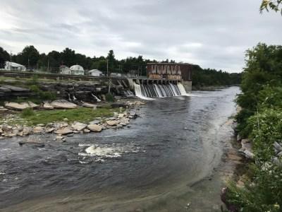 Black River Village, Jefferson County, Ny 8-21-2018