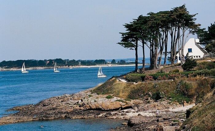 Tourisme En Bretagne Le Golfe Du Morbihan Et Ses Les