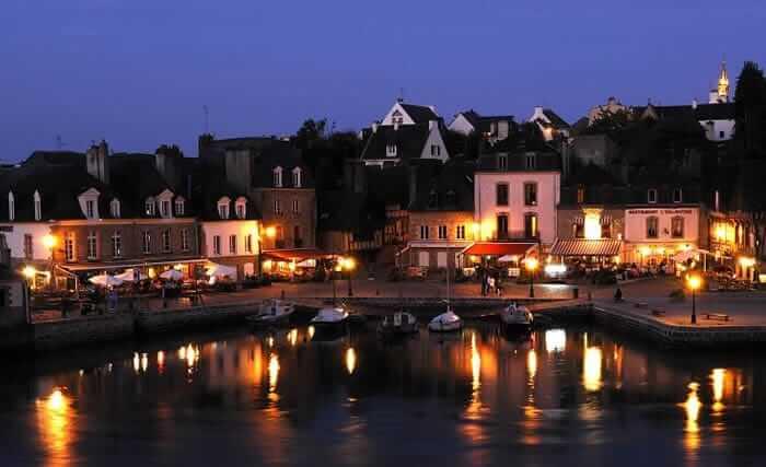 Tourisme En Bretagne Auray Le Port De Saint Goustan