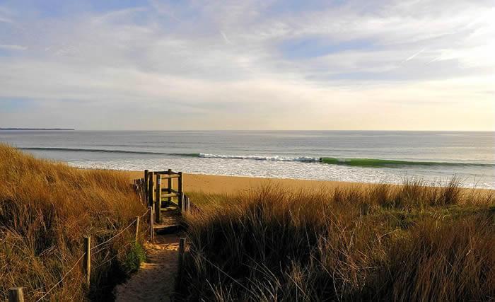 Tourisme Bretagne Erdeven Ses Dunes Et Rivires Avec
