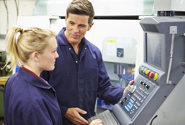 Las mujeres en la fabricación: el talento sin explotar