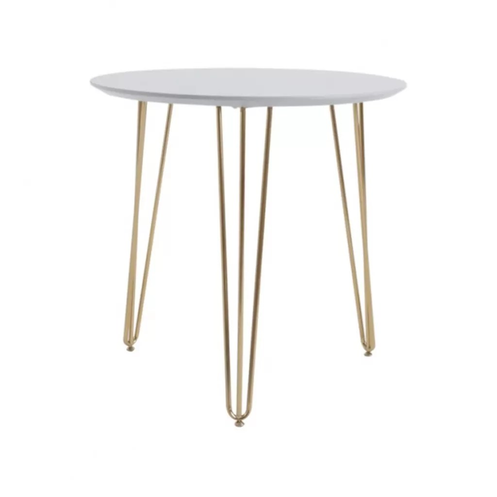 quality round table in hpl and steel table for professionals diiiz