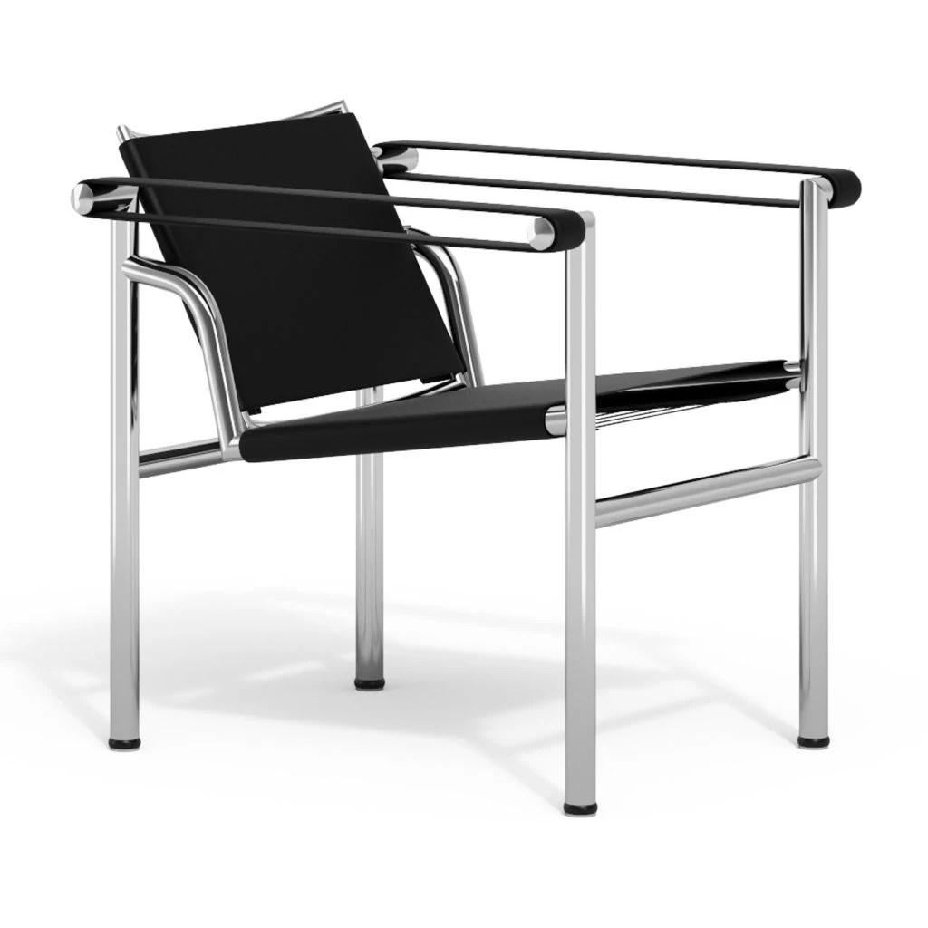 LC1 stoel  Le Corbusier reproductie  betaalbare
