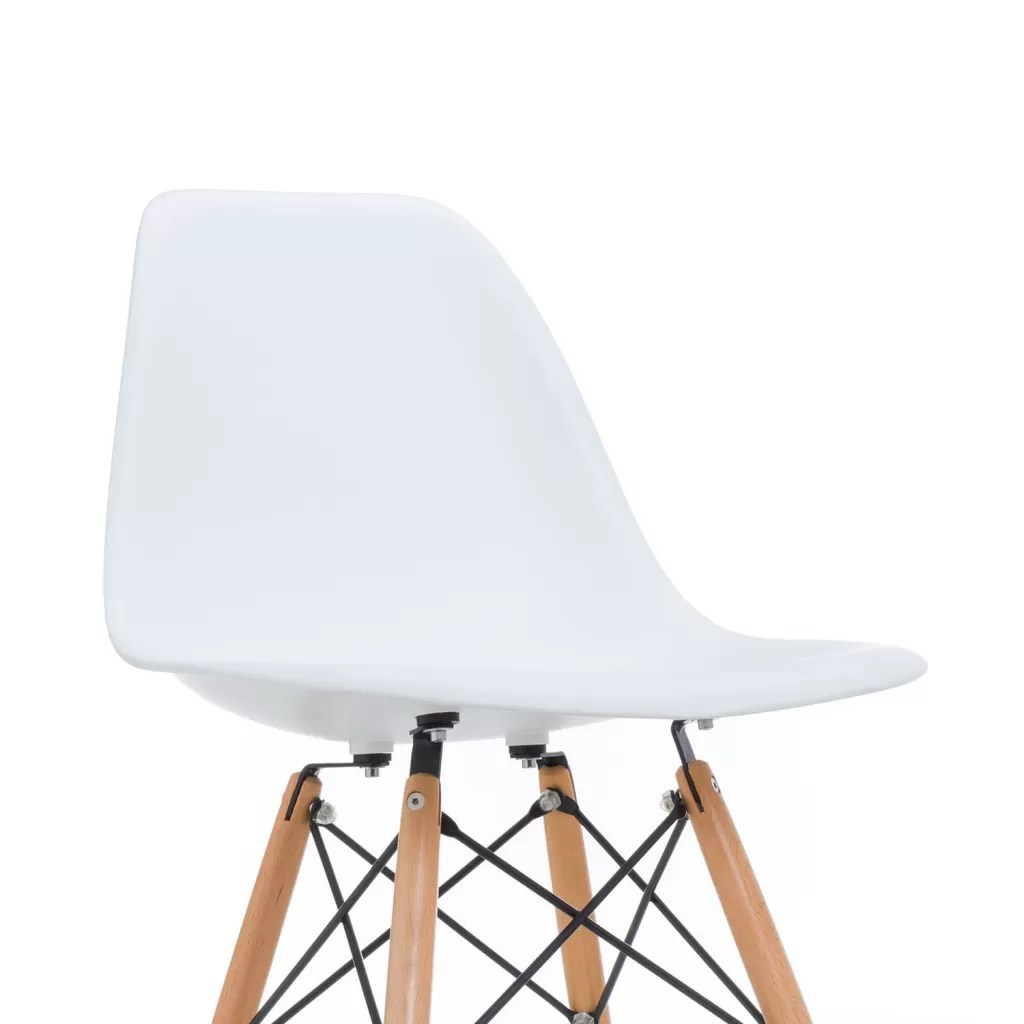 Chaise DSW Reproduction Eames Pas Cher