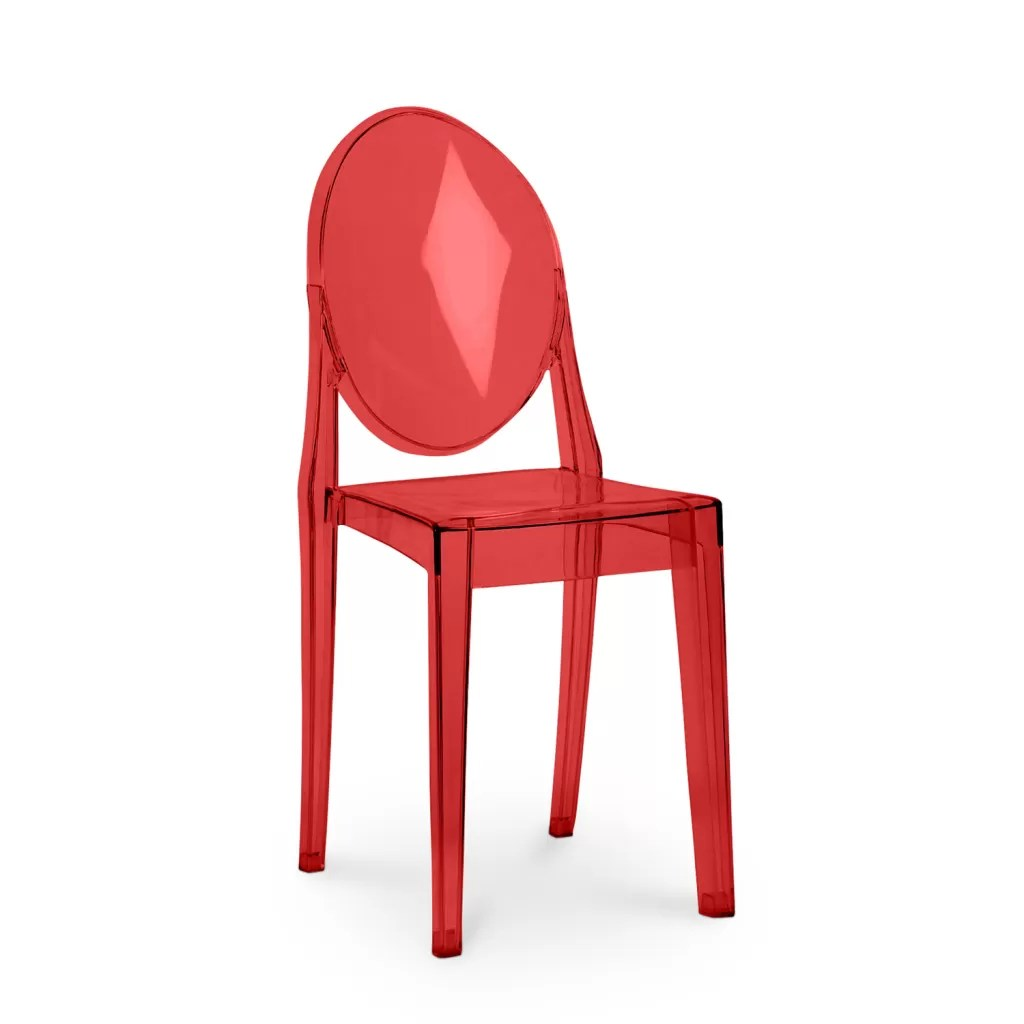 Victoria Ghost Kartell Chair  Replica Philippe Strack