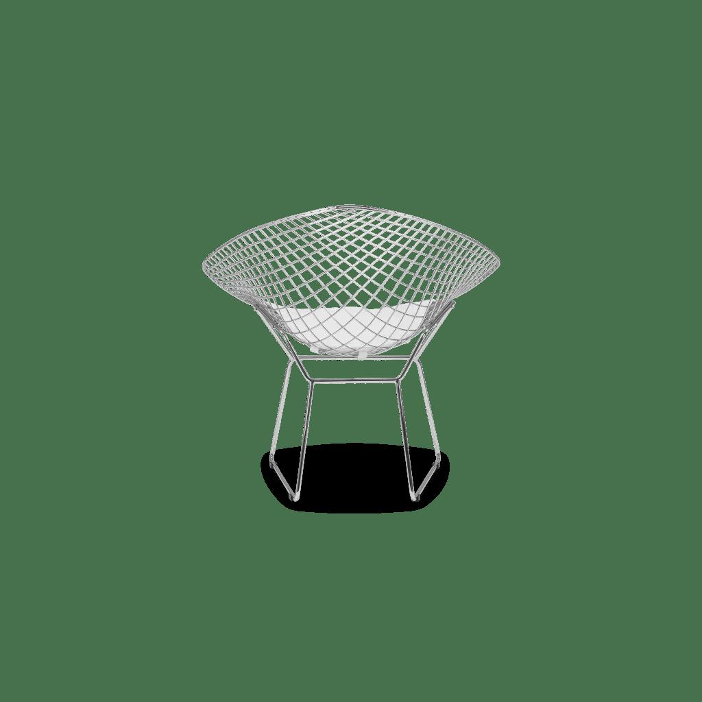 Small Diamond Armchair