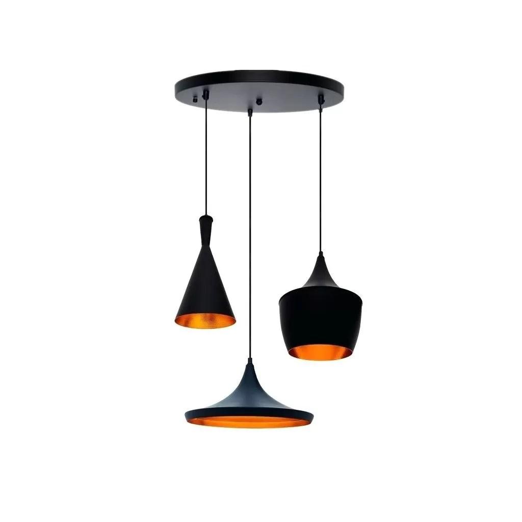 LAMP Hangsysteem  BEAT Reproductie Tom Dixon