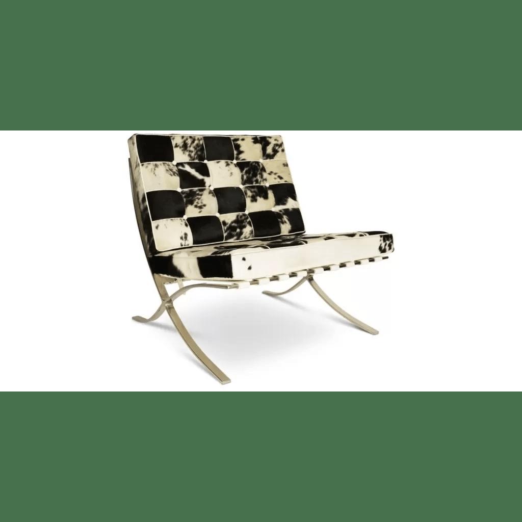 Barcelona Chair  Ludwig Mies van der Rohe replica Knoll