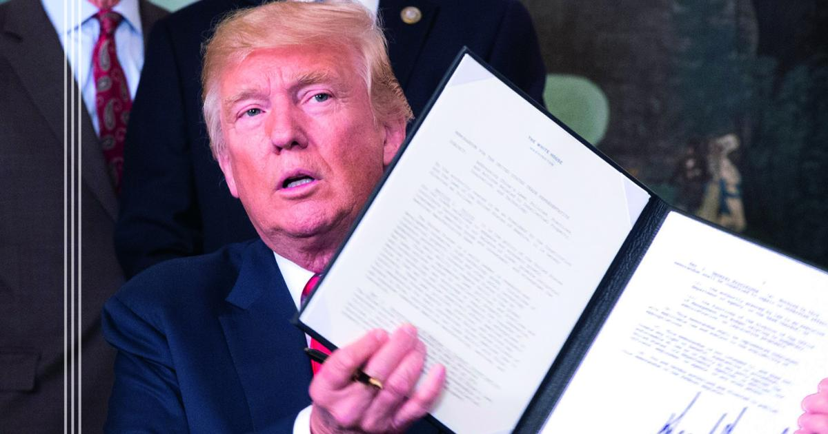 An international trade war in the making? | DIIS