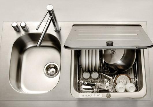 Lave vaisselle évier Kitchen Aid KDIX 8810