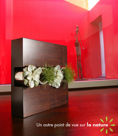 Flowerbox tableau végétal Kotibe