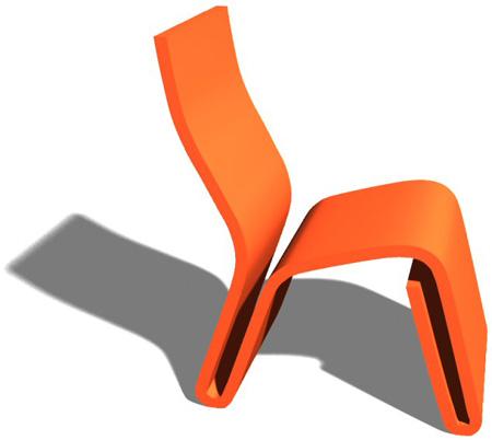diisign mbee leafchair