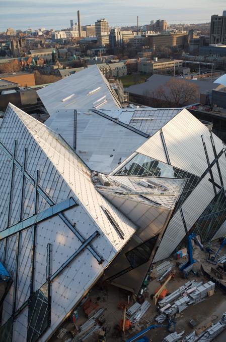 Libeskind Crystal - Toronto