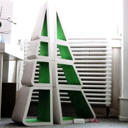 Sapin Noël design Manuela Michalski